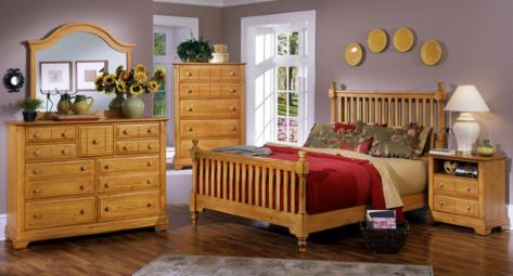 Honey Pine Bedroom Furniture On Honey Pine Bedroom Available In 8 Different  Woods And Finishes